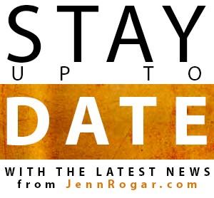 news about jenn rogar